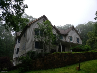 Randolph Twp. Single Family Home For Sale: 77 Pleasant Hill Rd