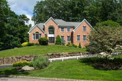 Denville Twp. Single Family Home For Sale: 4 Rosewood Ln