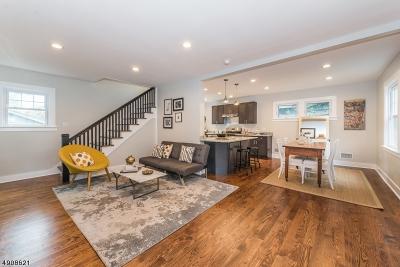 Glen Ridge Boro Twp. Single Family Home For Sale: 168 Sherman Ave