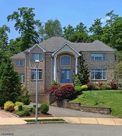 East Hanover Twp. Single Family Home For Sale: 6 Francesca Ct