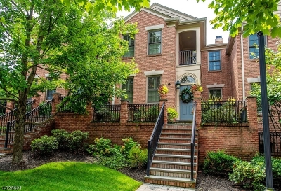 Essex County, Morris County, Union County Condo/Townhouse For Sale: 25 Norwood Ave Unit 7 #7