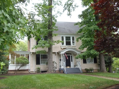 Plainfield City Single Family Home For Sale: 717-27 Dixie Ln