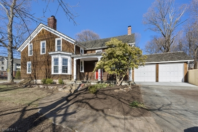 Single Family Home For Sale: 111 Main St Succ