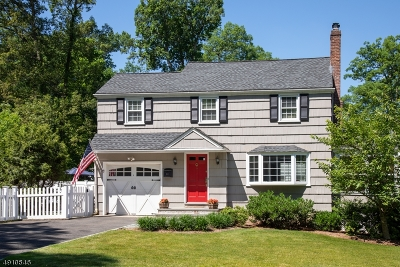 Summit City Single Family Home For Sale: 184 Colonial Rd