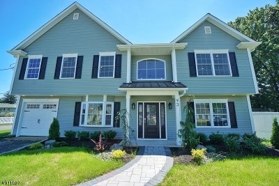 Woodbridge Twp. Single Family Home For Sale: 93 Patricia Ave