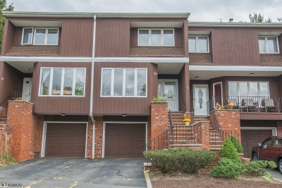 West Orange Twp. Condo/Townhouse For Sale: 150 Marion Drive