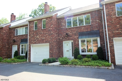 Summit City Condo/Townhouse For Sale: 90 New England Ave Unit 5e #5
