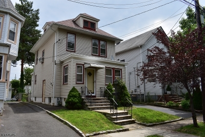 Roselle Park Boro Single Family Home For Sale: 149 Camden St