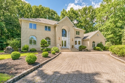 Scotch Plains Twp. Single Family Home For Sale: 1367 Cooper Rd