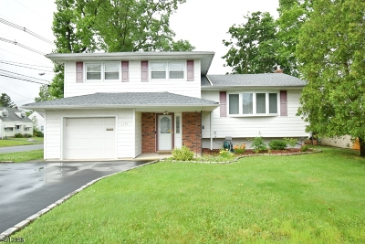 Union Twp. Single Family Home For Sale: 1176 Carlton Ter