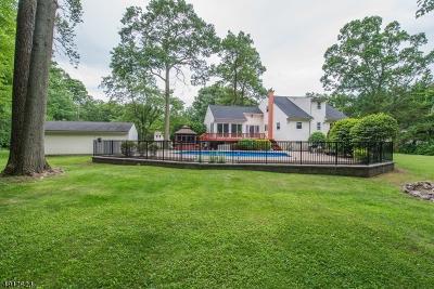 Denville Twp. Single Family Home For Sale: 4 Rose Court