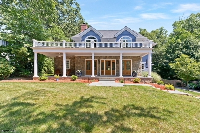 Summit City Single Family Home For Sale: 65 Bellevue Ave