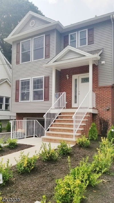 South Orange Village Twp. Condo/Townhouse For Sale: 215 Lindsley Ave