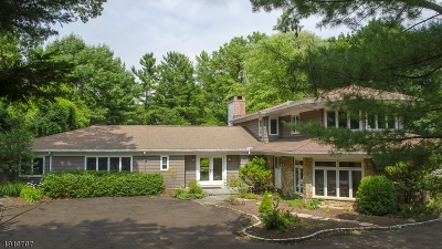 Millburn Twp. Single Family Home For Sale: 10 Stewart Rd