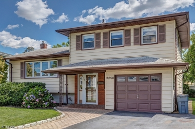 Union Twp. Single Family Home For Sale: 2458 Terrill Rd