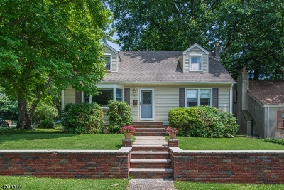 Edison Twp. Single Family Home For Sale: 90 Seventh St