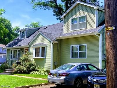 Roselle Park Boro Single Family Home For Sale: 602 Elm St