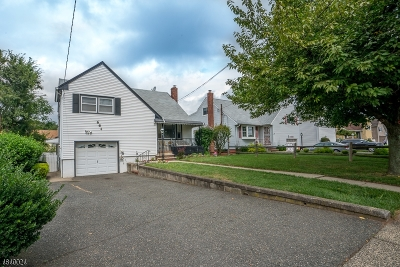 Union Twp. Single Family Home For Sale: 664 Lehigh Ave