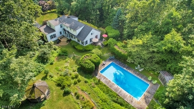 Denville Twp. Single Family Home For Sale: 18 Norris Road