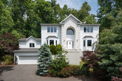Springfield Single Family Home For Sale: 8 Clearview Rd