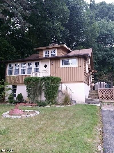 Denville Twp. Single Family Home For Sale: 31 Estling Lake Rd
