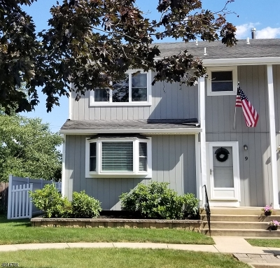 South Brunswick Twp. Condo/Townhouse For Sale: 9 Miriam Ct