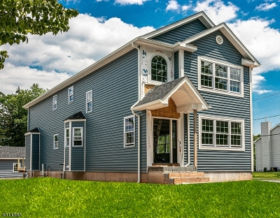 Westfield Town Single Family Home For Sale: 835 Grandview Ave