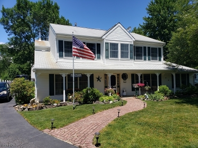 South Brunswick Twp. Single Family Home For Sale: 25 Tyndall Rd