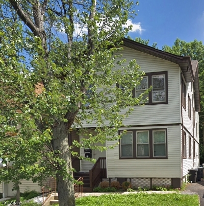 Maplewood Twp. Multi Family Home For Sale: 8 Lombardy Pl