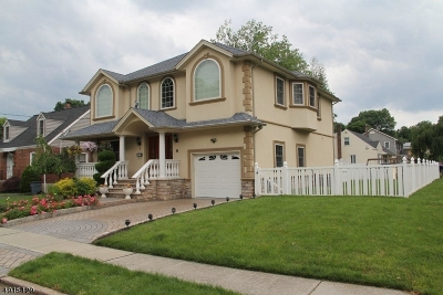 Cranford Twp. Single Family Home For Sale: 2 Colin Kelly St
