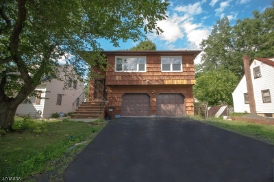 Cranford Twp. Single Family Home For Sale: 115 Myrtle St