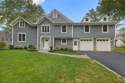 Scotch Plains Twp. Single Family Home For Sale: 2129 Meadow View Rd
