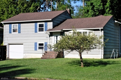 Cranford Twp. Single Family Home For Sale: 87 Glenwood Rd