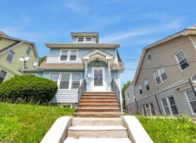 HILLSIDE Single Family Home For Sale: 213 Williamson Ave