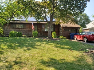 North Brunswick Twp. Single Family Home For Sale: 1653 Platte Ave