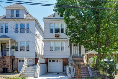 Bayonne City Multi Family Home For Sale: 132 W 46th St