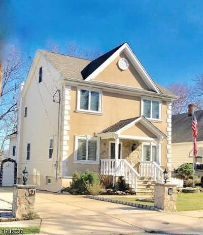 South River Boro Single Family Home For Sale: 21 Pulawski Ave