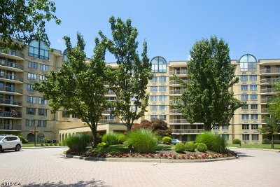 West Orange Twp. Condo/Townhouse For Sale: 10 Smith Manor Blvd #105