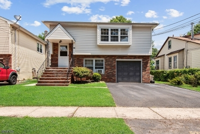 Roselle Park Boro Single Family Home For Sale: 331 Sherman Ave