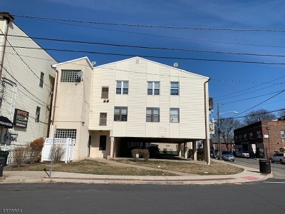 West Orange Twp. Condo/Townhouse For Sale: 587-591 Valley Rd #B