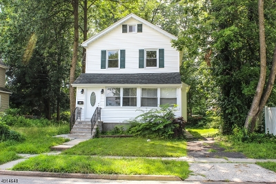 ROSELLE Single Family Home For Sale: 704 Spruce St