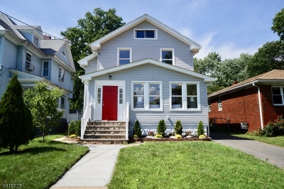 Roselle Boro Single Family Home For Sale: 141 E 2nd Ave
