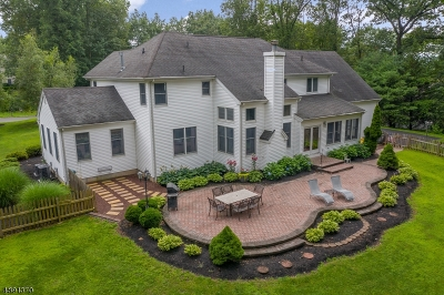 Union Twp. Single Family Home For Sale: 11 Carhart Ct