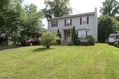 Union County Single Family Home For Sale: 700-702 Salem Ave