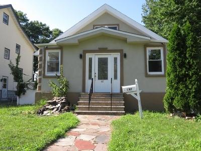 ROSELLE Single Family Home For Sale: 447 E 3rd Ave