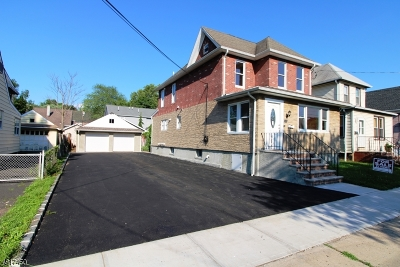 Kenilworth Boro Multi Family Home For Sale: 41 N 21st St