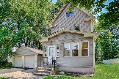 Kenilworth Boro Multi Family Home For Sale: 104 S Michigan Ave