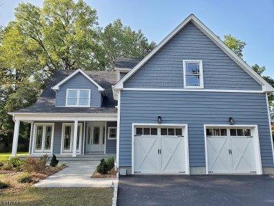 East Hanover Twp. Single Family Home For Sale: 6 Parkside Dr