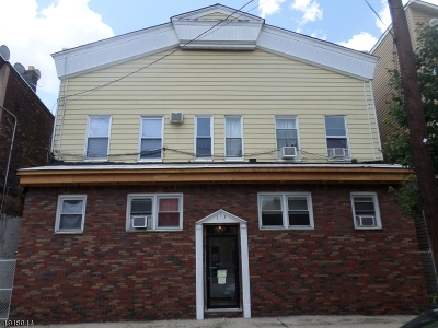 Bayonne City Condo/Townhouse For Sale: 313 C Ave