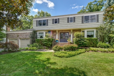 West Orange Twp. Single Family Home For Sale: 12 Powell Dr